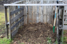 building compost